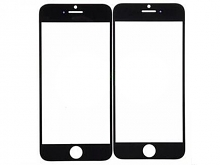 Replacement Part for Apple iPhone 6 Plus Glass Lens - Black - A Grade