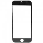 Replacement Part for Apple iPhone 6 Glass Lens -  Black - A Grade