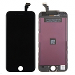 Replacement Part for Apple iPhone 6 LCD Screen and Digitizer Assembly with Frame - Black - A Grade