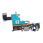 Replacement Part for Apple iPhone 6 Charging Port Flex Cable Ribbon - Gray - A Grade