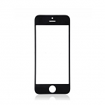 Replacement Part for Apple iPhone 5S Glass Lens - Black - A Grade
