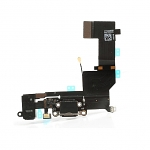 Replacement Part for Apple iPhone 5s Charging Port Flex Cable Ribbon - Black - A Grade