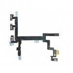 Replacement Part for Apple iPhone 5 Power Button Flex Cable Ribbon Assembly - A Grade