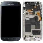 Replacement Part for Samsung Galaxy S4 LCD Screen and Digitizer Assembly with Front Housing - Black - With Sams