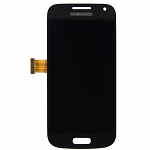 Replacement Part for Samsung Galaxy S4 LCD Screen and Digitizer Assembly - Black - With Samsung Logo Only - A G