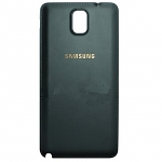 Replacement Part for Samsung Galaxy Note 3 Battery Door - Black - With Samsung Logo Only - A Grade