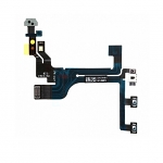 Replacement Part for Apple iPhone 5c Power Button Flex Cable Ribbon Assembly - A Grade