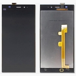 Xiaomi Mi3 LCD Screen and Digitizer Assembly - Black